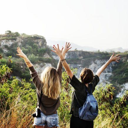 Voyage entre amis