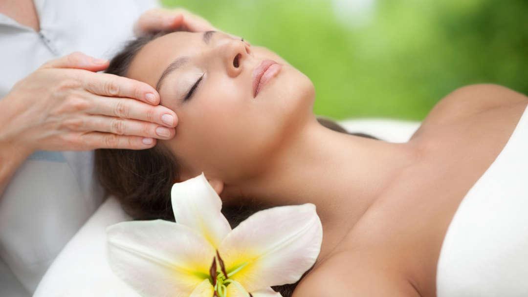 massage de visage